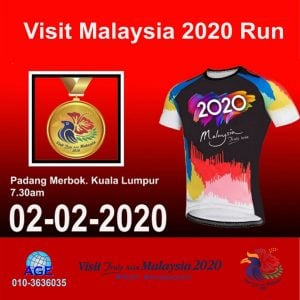 Visit Malaysia 2020 Run