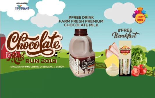 Chocolate Milk Run 2019