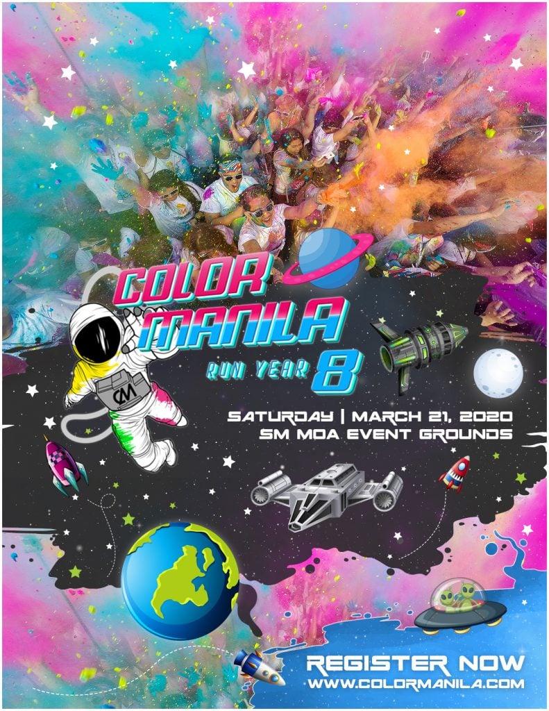 ColorManila Run Year 8 2020