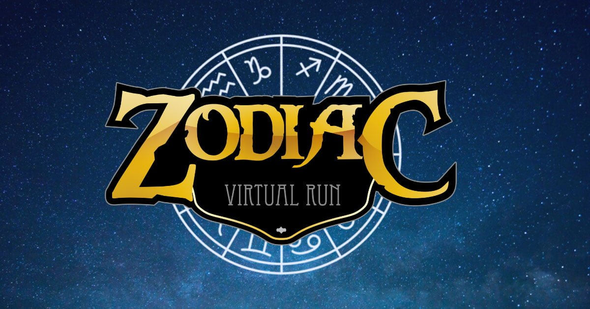 Logo of MM Zodiac Virtual Run 2019