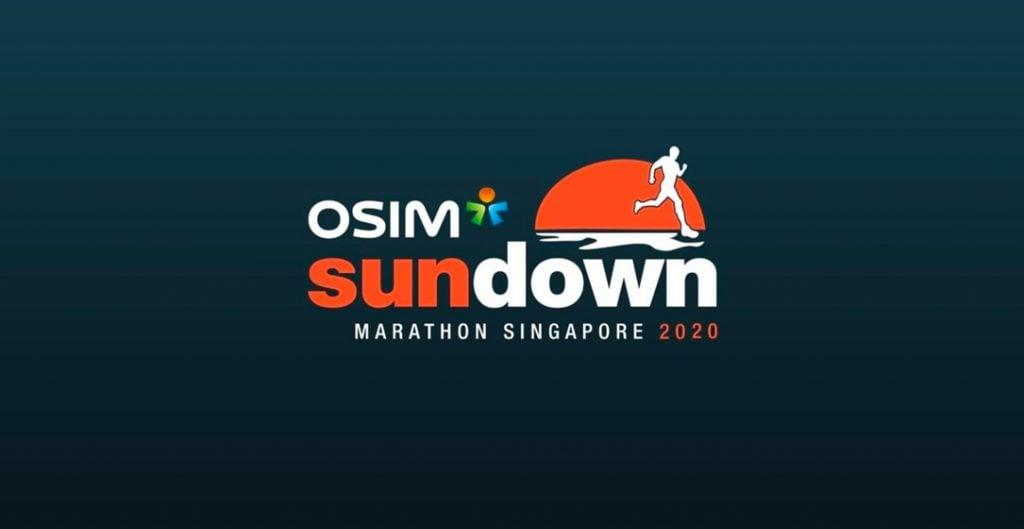 OSIM Sundown Marathon 2020 Singapore