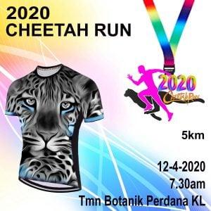 Cheetah Run 2020