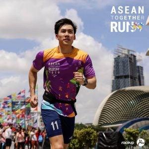 ASEAN Together Virtual Run 2019 – We run as ONE