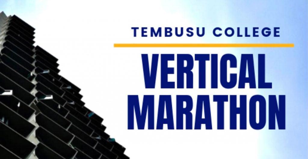 Tembusu Vertical Marathon 2020