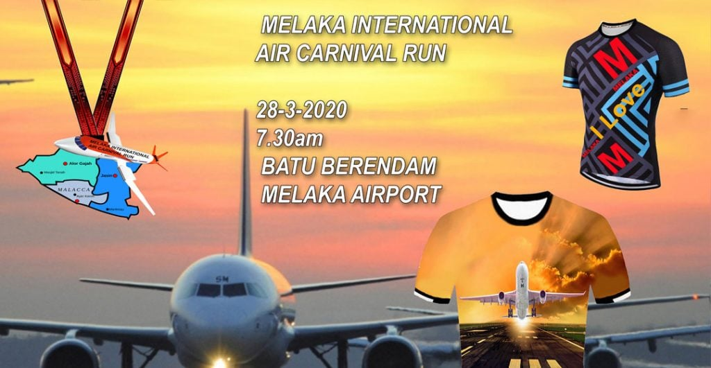 Melaka International Air Carnival Run 2020