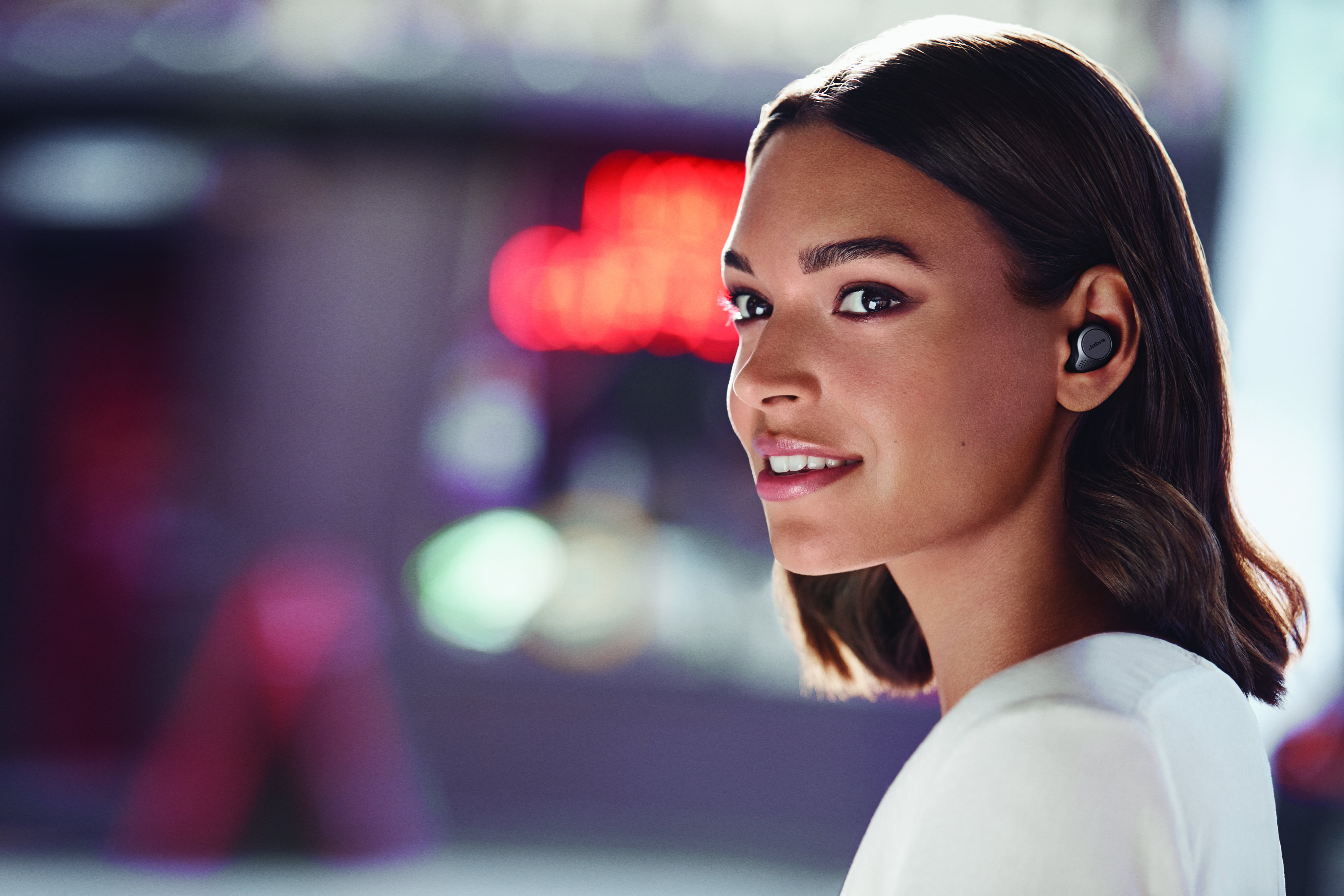 Jabra Elite 75t Secure Fitting True Wireless Earbuds With Up To 28 Hours Of Battery Life Justrunlah