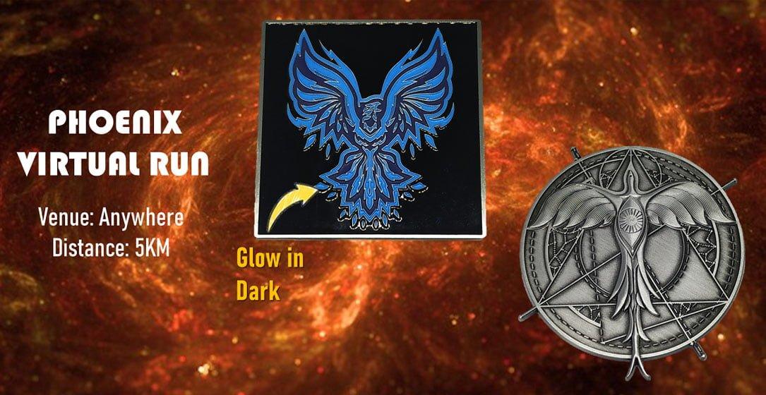 Logo of Phoenix Virtual Run 2020