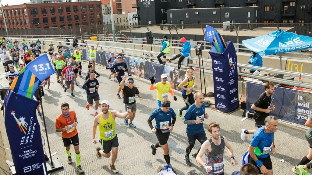 2020 TCS New York City Marathon
