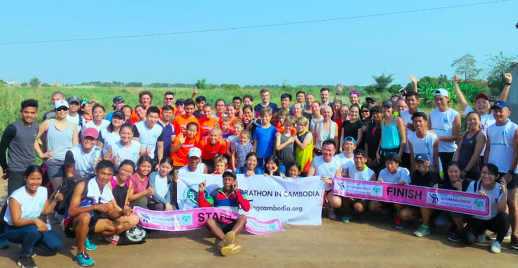 The 3rd Battambang Bamboo Road Race