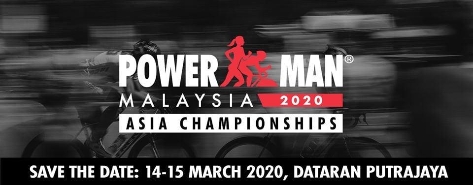 Powerman Malaysia 2020