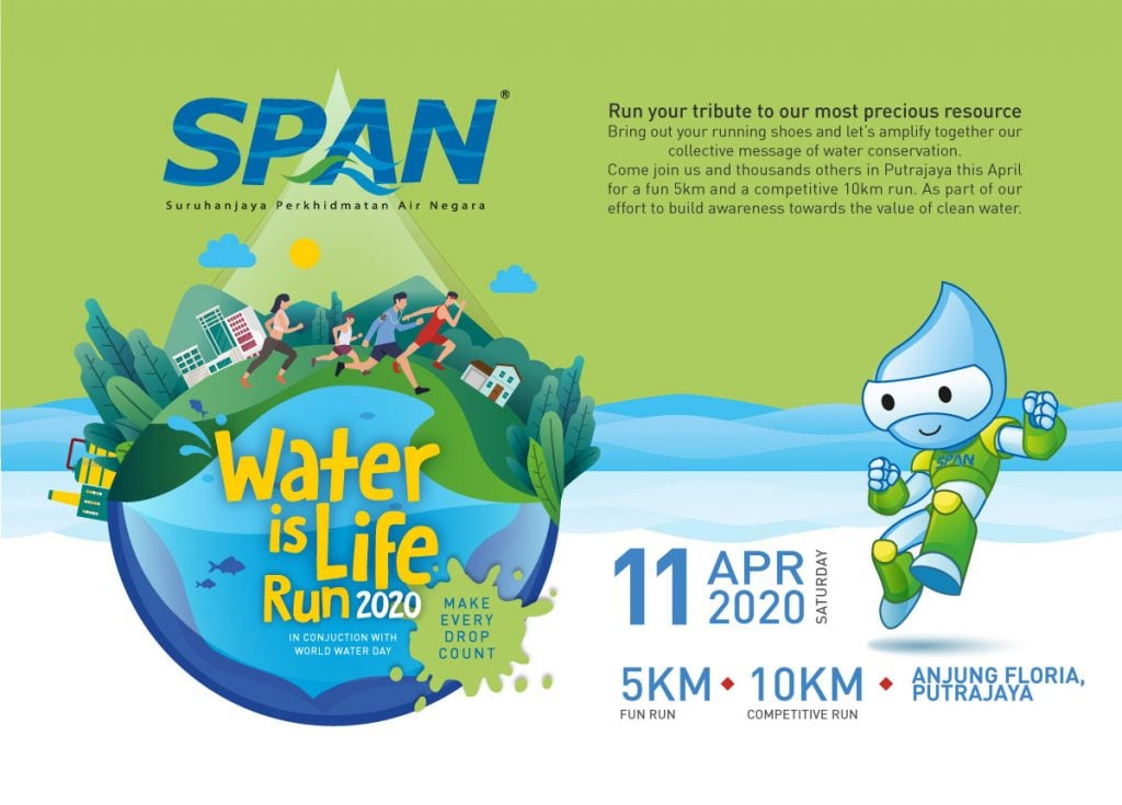 Water is Life Run 2020