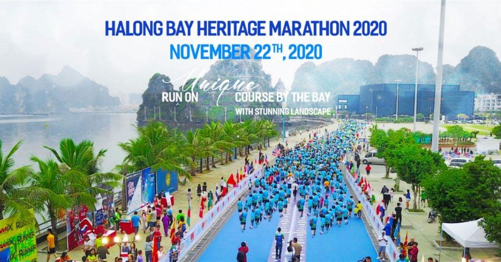 Halong Bay Heritage Marathon 2020