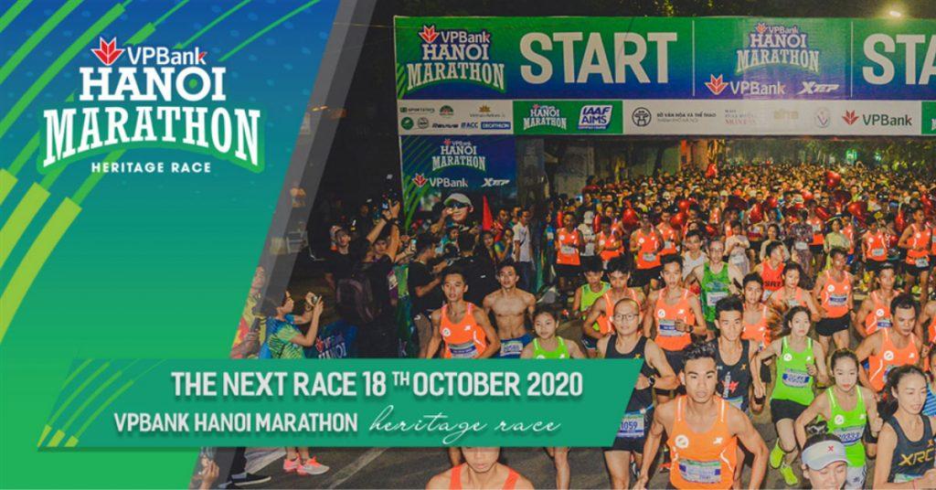 VPBank Hanoi Marathon 2020