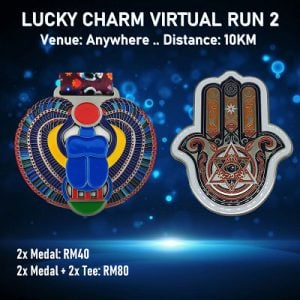 Lucky Charm 2 Virtual Run 2020