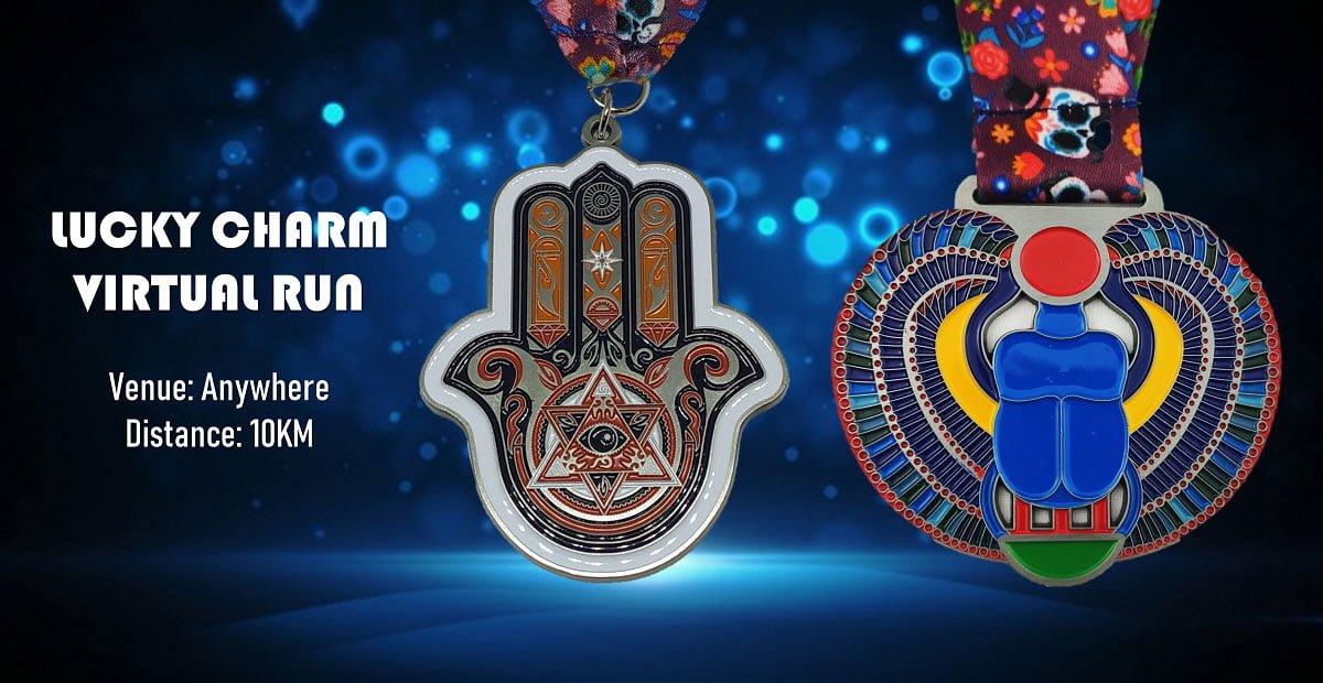 Logo of Lucky Charm 2 Virtual Run 2020
