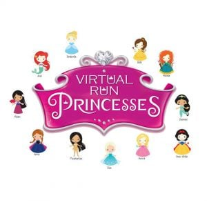 Princesses Virtual Run 2020