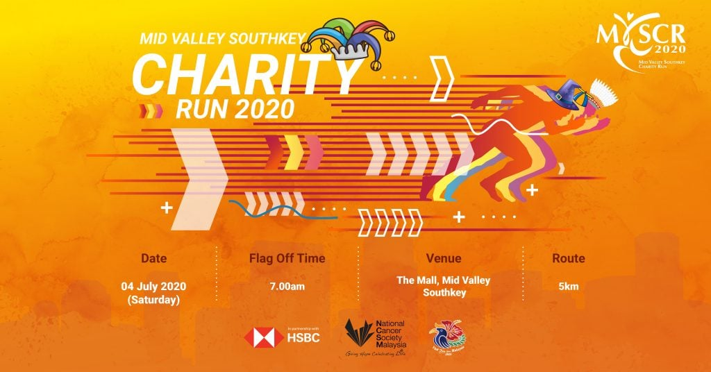 Mid Valley Southkey Charity Run 2020 (MVSCR 2020)