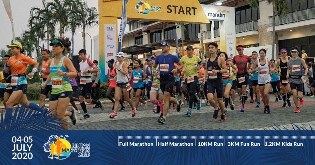 Bintan Marathon 2020
