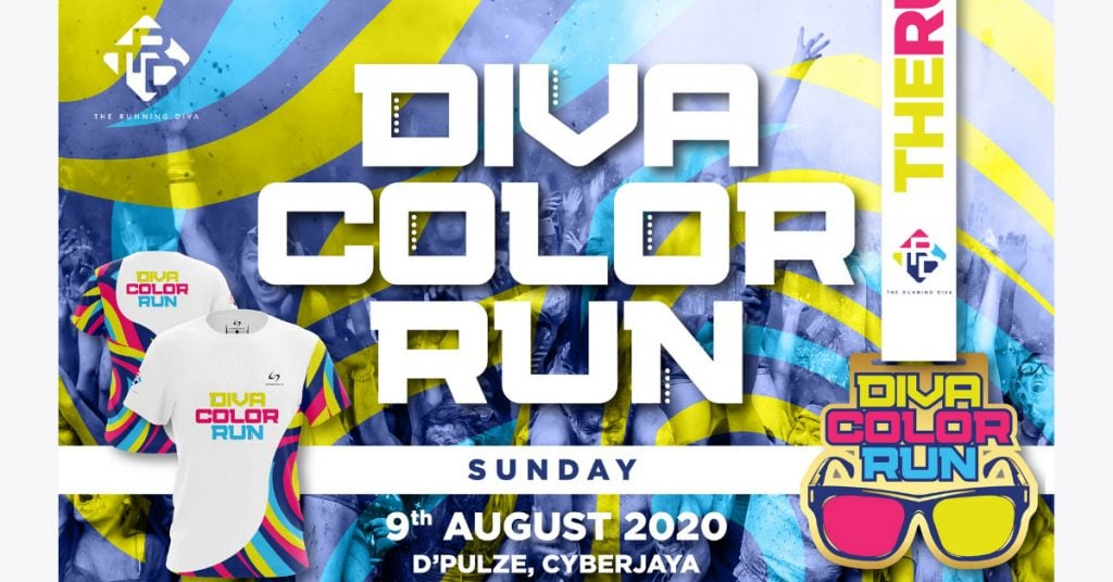Diva Color Run 2020 (9 August)