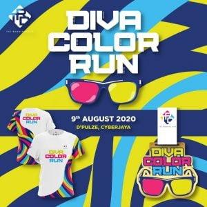 Diva Color Run 2020 (9 August)