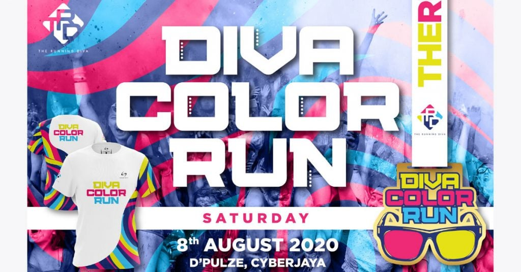 Diva Color Run 2020 (8 August)