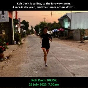 Koh Dach 10k/5k Road Race 2020