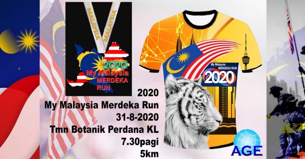My Malaysia Merdeka Run