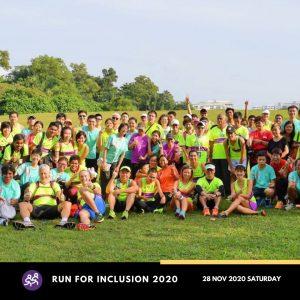 Run For Inclusion 2020