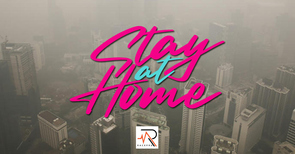Logo of Stay At Home Virtual Challenge 2020