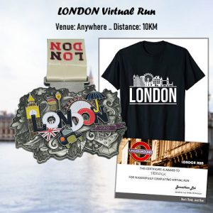 [Virtual] – London Virtual Run