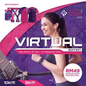 TRD-Pinktober Run 2020 Virtual Edition