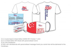 [Virtual] – Run For Heroes 2020