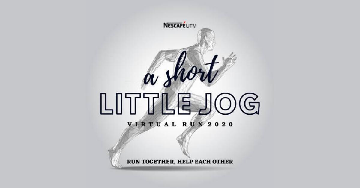 Logo of A Short Little Jog 2020