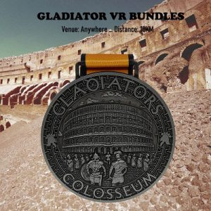 Gladiator Virtual Run 2020