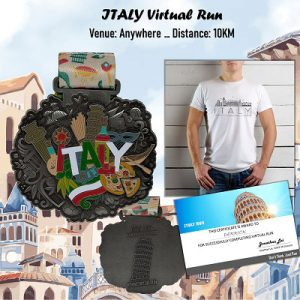[Virtual] – Italy Virtual Run