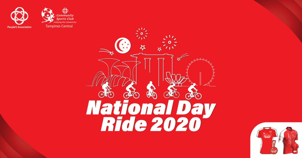 [Virtual] – National Day Ride 2020