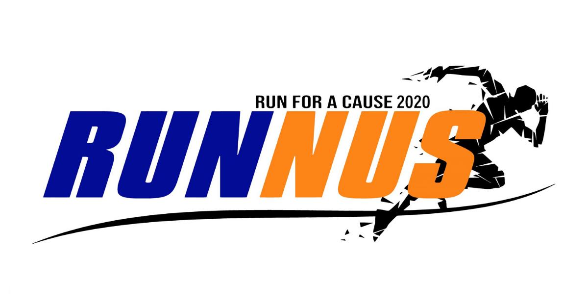 Logo of RunNUS 2020