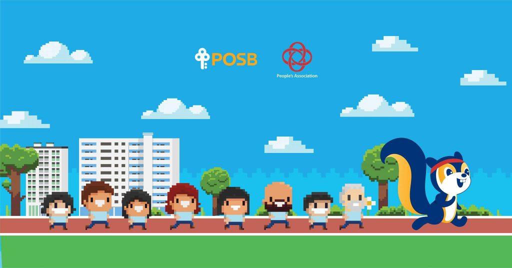 [Virtual] – POSB PAssion Run For Kids 2020