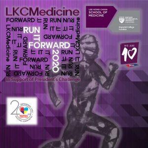 Run It Forward 2020 with LKCMedicine