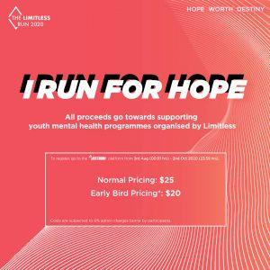 The Limitless Run 2020