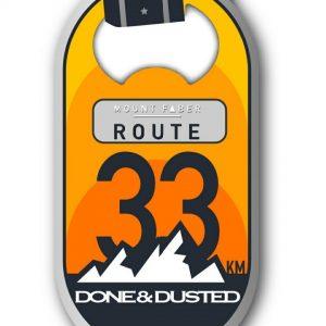 [Virtual] – Mount Faber Route 33KM 2020