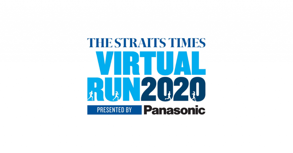 [Virtual] – The Straits Times Virtual Run 2020