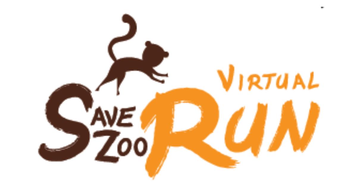 Logo of Save Zoo Run 2020
