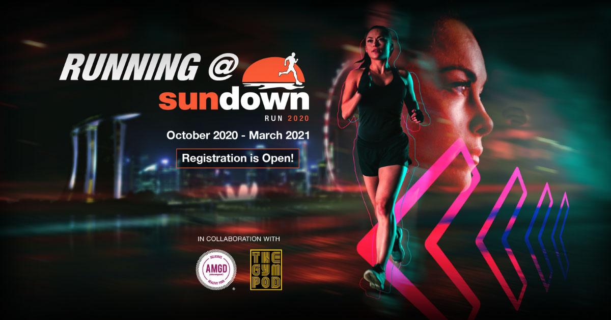 Logo of Sundown Run 2020