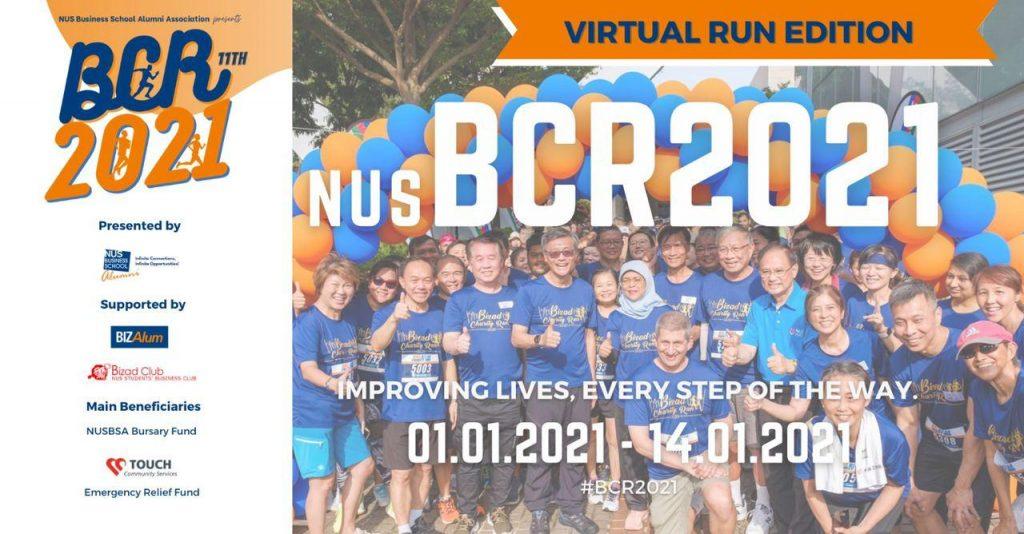 [Virtual] – BCR 2021
