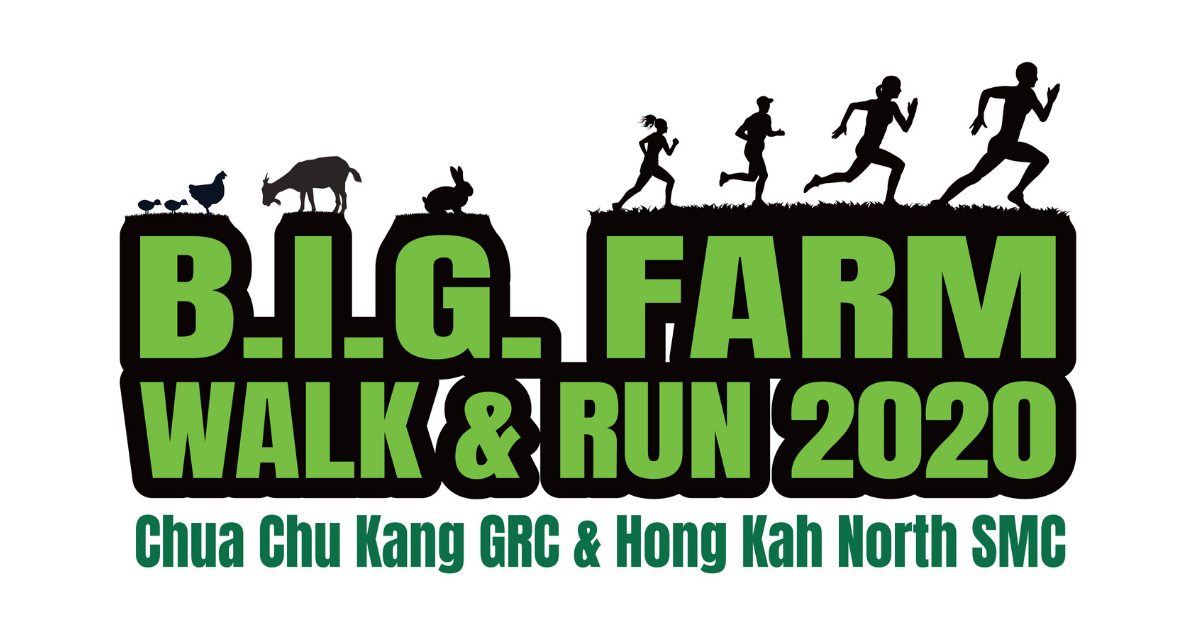 Logo of CCK GRC Big Farm Walk & Run 2020 (Virtual)