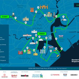 Standard Chartered Singapore Marathon 2020