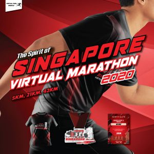 The Spirit of Singapore Virtual Marathon 2020