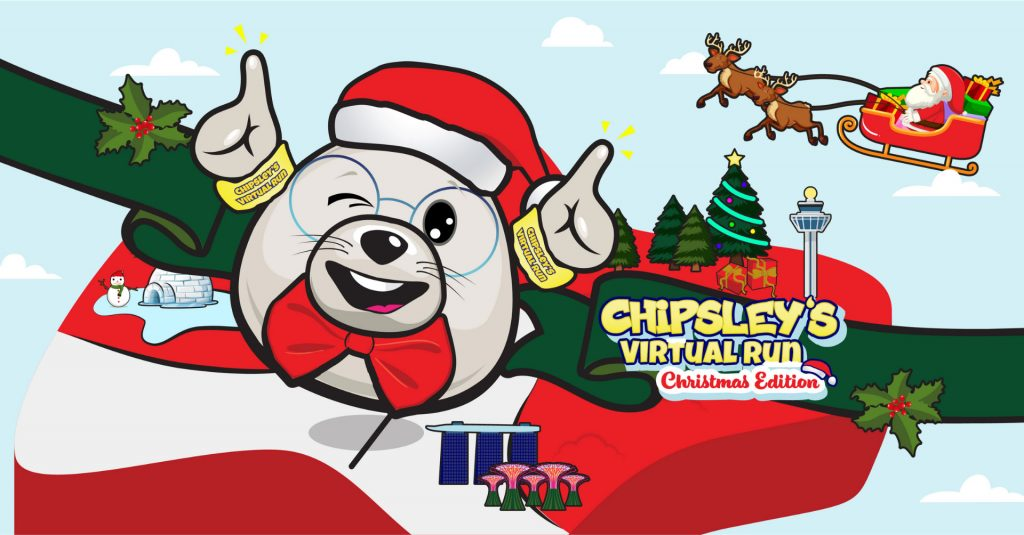 [Virtual] – Chipsley's Virtual Run