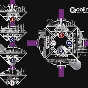 [Virtual] – Qooline Run Challenge 2021 (Quarter 2)